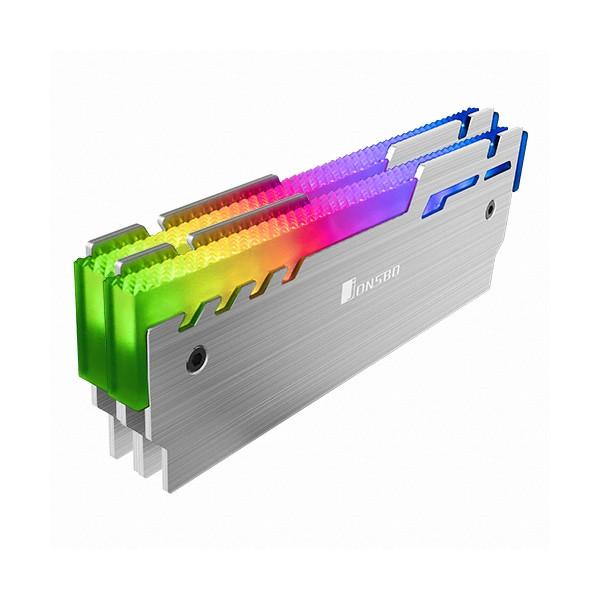 [JONSBO]  NC-3 ARGB 메모리 방열판(2PACK)