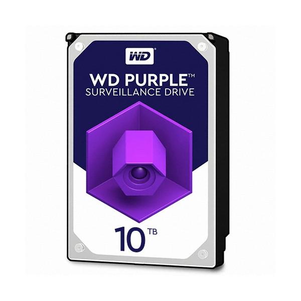 [Western Digital] WD PURPLE HDD 10TB WD100PURZ (3.5HDD/ SATA3/ 5400rpm/ 256MB/ PMR)