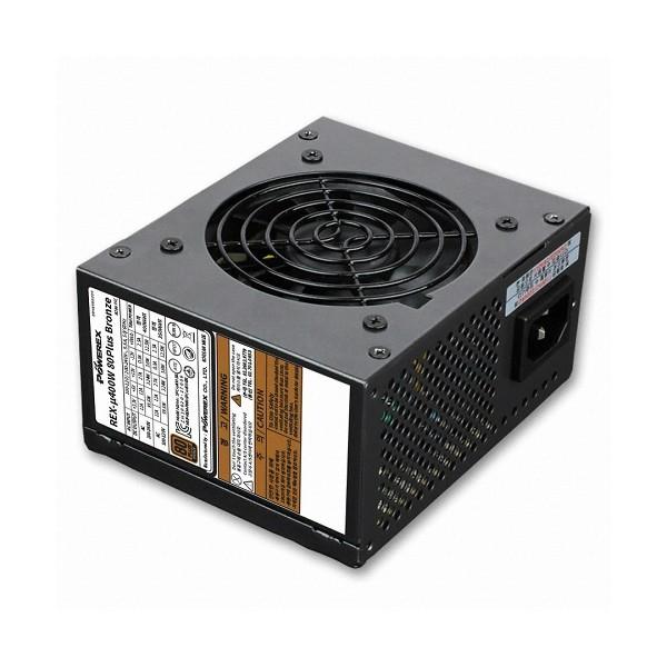 [POWEREX]  REX-u400W 80Plus Bronze