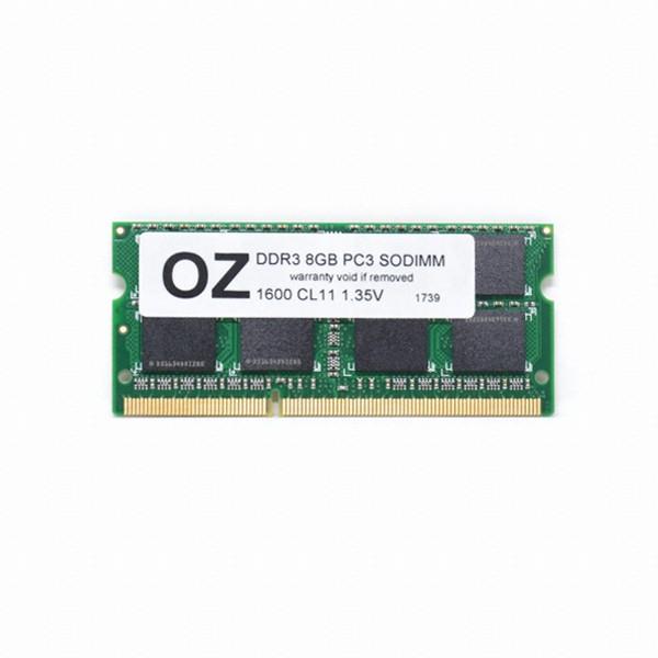 [오존컴퍼니] OZ 노트북 DDR3 8G PC3-12800 CL11 1.35V