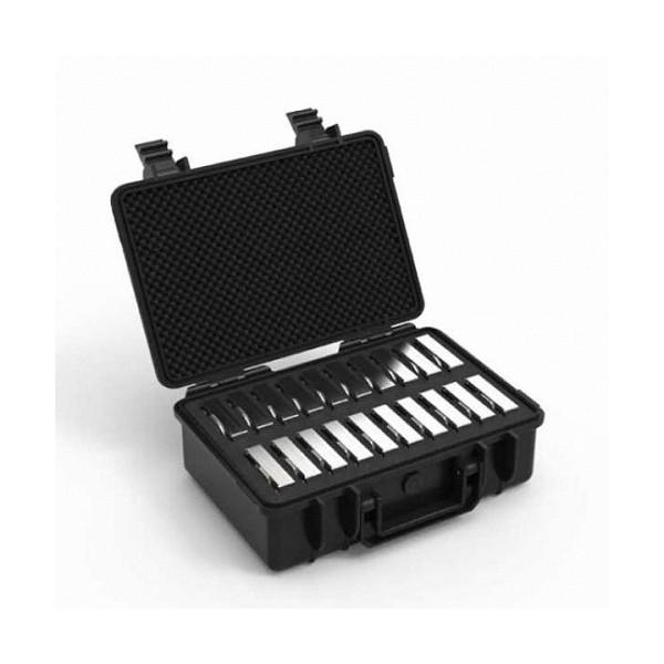 [ORICO]  PSC-L20 3.5형 전용 하드디스크 보관함 (충격방지)