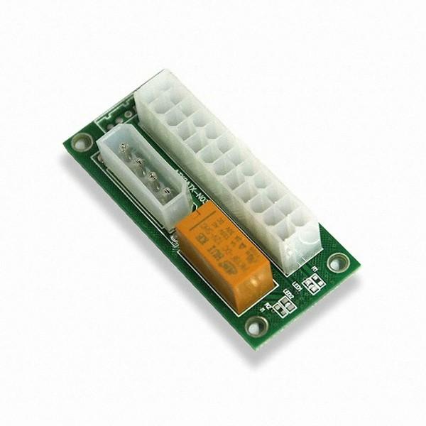 [디지털하우스]  듀얼파워 커넥터 릴레이형 DPR-01
