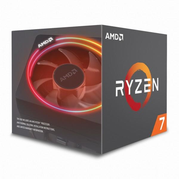 [AMD] 라이젠 7 2700X (피나클 릿지) (정품)