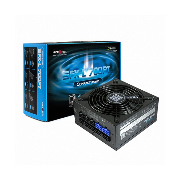 [마이크로닉스]  Compact SFX-L 700W 80Plus Platinum