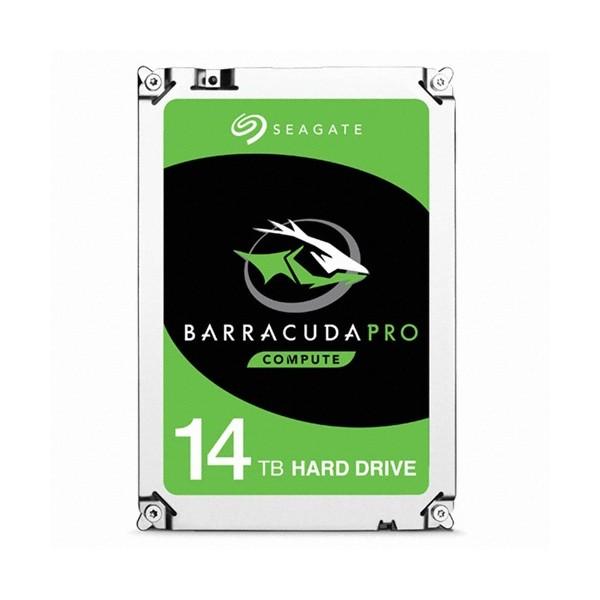 [SEAGATE]  BARRACUDA PRO HDD 14TB ST14000DM001 (3.5HDD/ SATA3/ 7200rpm/ 256MB/ PMR)