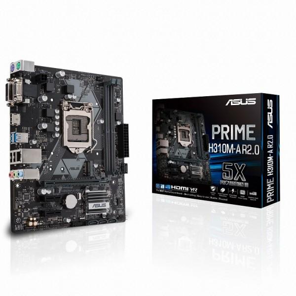 [ASUS] PRIME H310M-A R2.0 인텍앤컴퍼니