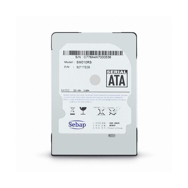 [Sebap]  Brillante HDD 1TB SM010RS (2.5HDD/ SATA3/ 5400rpm/ 128MB/ 7mm)