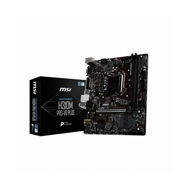 [MSI]  H310M PRO-VD PLUS (인텔H310/M-ATX)