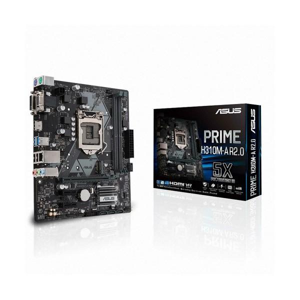 [ASUS] PRIME H310M-A R2.0 코잇 (인텔H310/M-ATX)