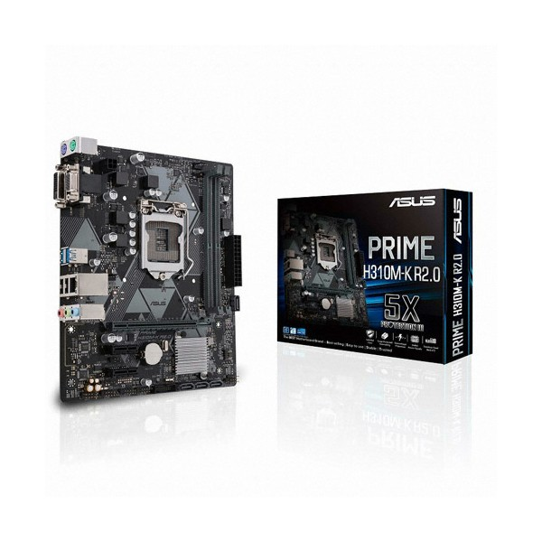 [ASUS] PRIME H310M-K R2.0 코잇 (인텔H310/M-ATX)