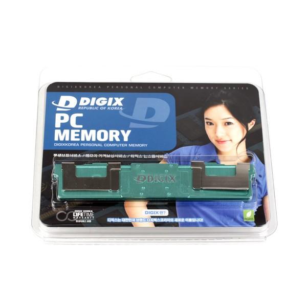 [디직스]  메모리 방열판 그린