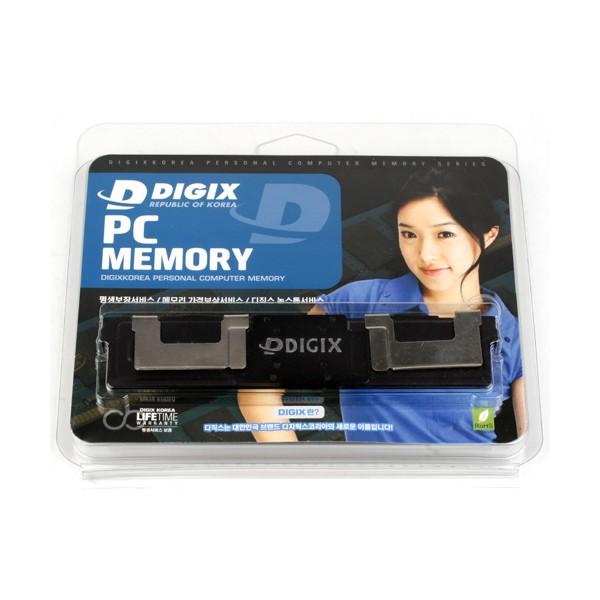 [디직스]  메모리 방열판 블랙