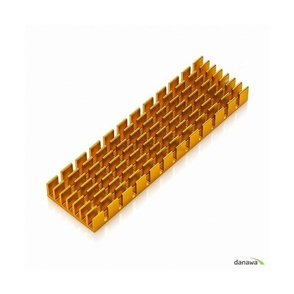 [COOLERTEC]  MEM-M2 SSD-2 GOLD