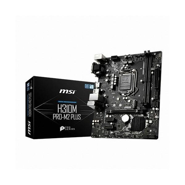 [MSI]  H310M PRO-M2 PLUS