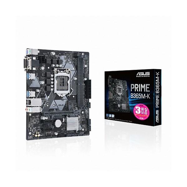[ASUS] PRIME B365M-K STCOM