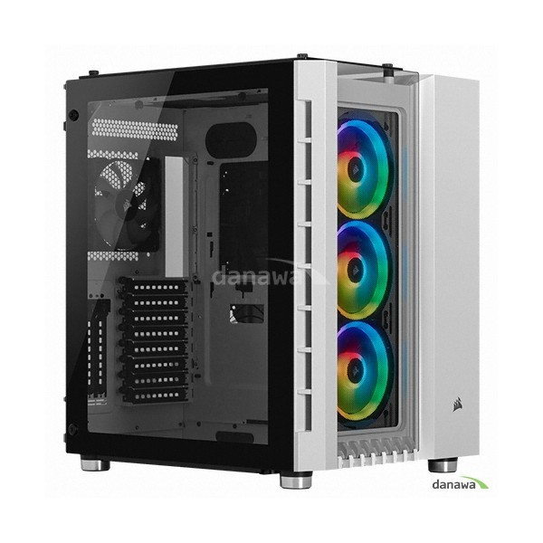 [CORSAIR] CRYSTAL SERIES 680X RGB 화이트
