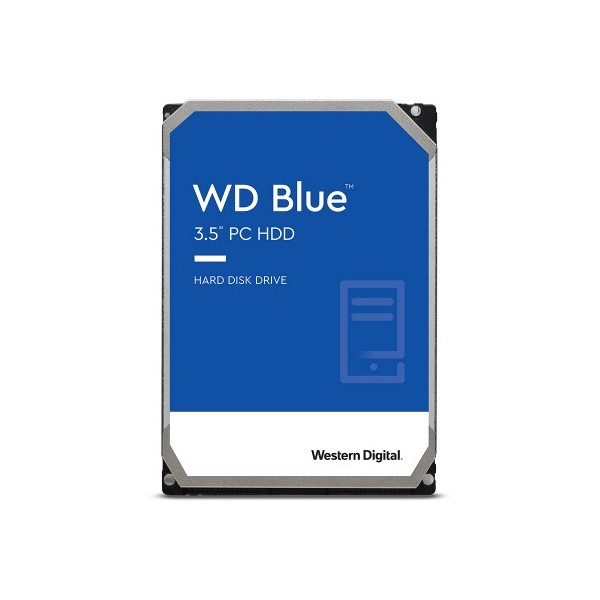 [Western Digital] WD BLUE HDD 2TB WD20EZAZ (3.5HDD/ SATA3/ 5400rpm/ 256MB/ SMR)