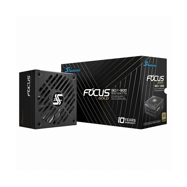[시소닉]  FOCUS SFX-L SSR-500SGX Gold Full Modular