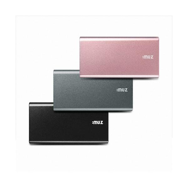 [포유디지탈] iMUZ PS10 (512GB) 블랙