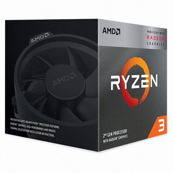 [AMD] 라이젠 3 3200G (피카소) (정품)