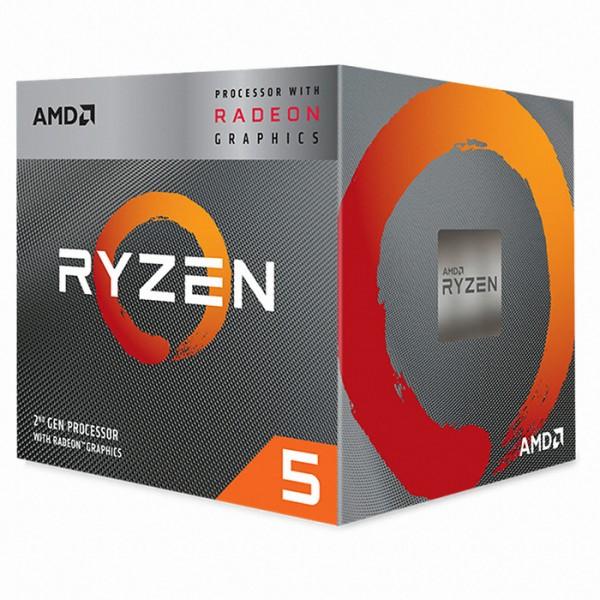[AMD] 라이젠 5 3400G (피카소) (정품)