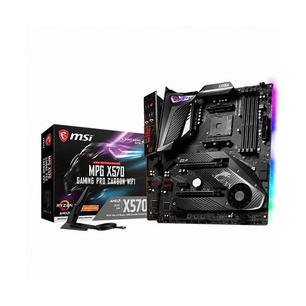 [MSI] MPG X570 게이밍 프로 카본 WIFI (AMD X570/ATX)