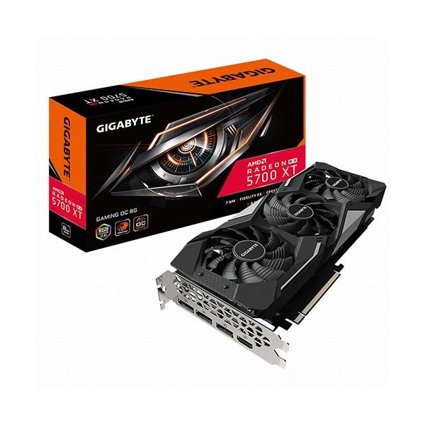 [GIGABYTE]  라데온 RX 5700 XT Gaming OC D6 8GB