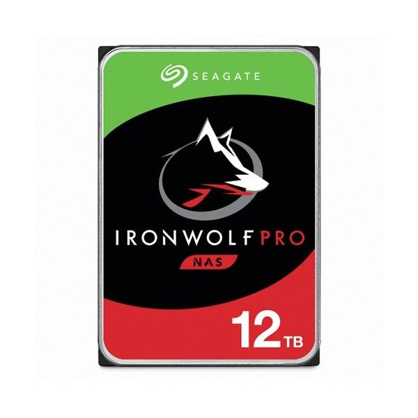 [SEAGATE]  IRONWOLF PRO HDD 12TB ST12000NE0008 (3.5HDD/ SATA3/ 7200rpm/ 256MB/ PMR)