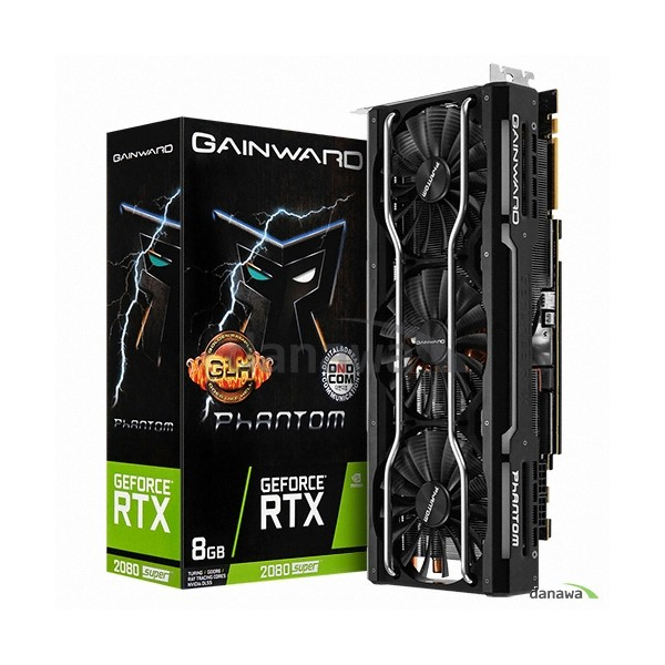 [GAINWARD]  지포스 RTX 2080 SUPER Phantom GLH D6 8GB