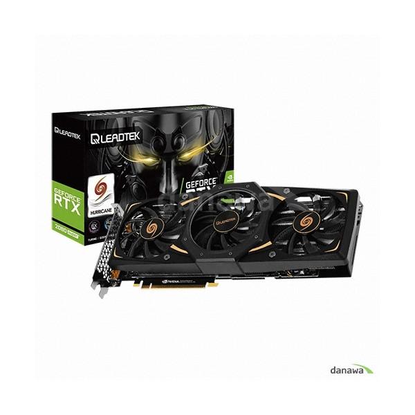 [리드텍] WinFast 지포스 RTX 2080 SUPER HURRICANE D6 8GB