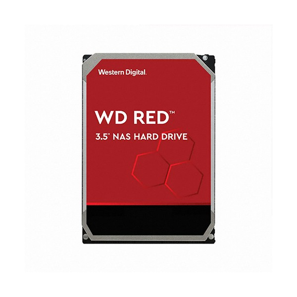 [Western Digital] WD RED HDD 12TB WD120EFAX (3.5HDD/ SATA3/ 5400rpm/ 256MB/ PMR)