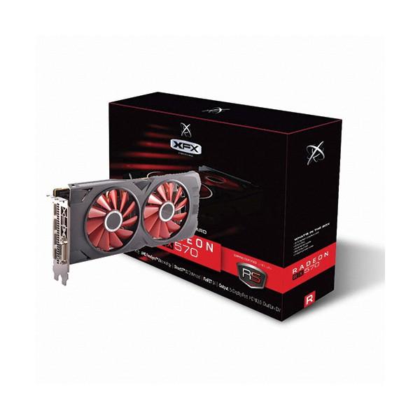 [XFX]  라데온 RX 570 RS OC D5 4GB