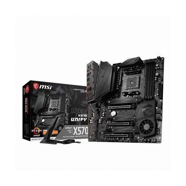 [MSI] MEG X570 유니파이 (AMD X570/ATX)