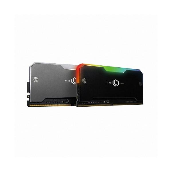 [LEADCOOL]  RH-1 ARGB 메모리 방열판 (실버)