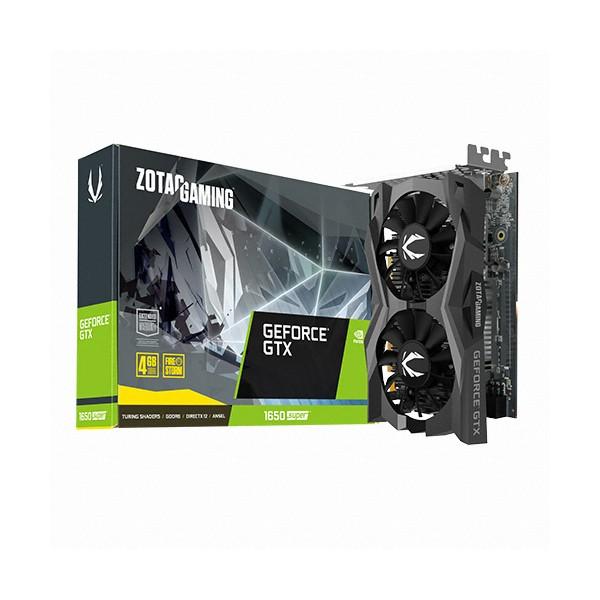 [ZOTAC] GAMING 지포스 GTX 1650 SUPER D6 4GB TWIN