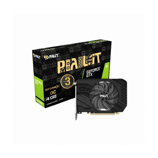 [PALIT]  지포스 GTX 1650 SUPER STORM X OC D6 4GB