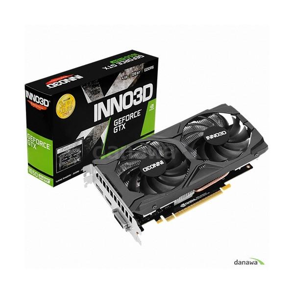 [INNO3D]  지포스 GTX 1650 SUPER OC D6 4GB X2