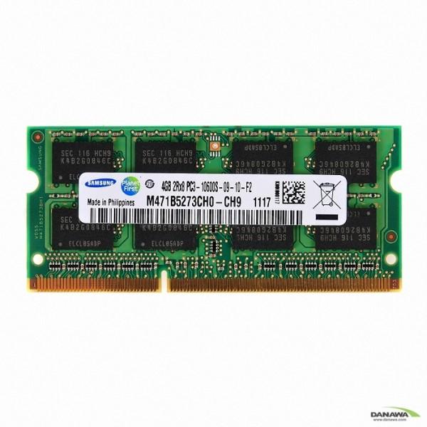 [삼성전자]  노트북 DDR3 4G PC3-10600 (중고, A/S 1개월)