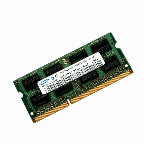[삼성전자]  노트북 DDR3 2G PC3-10600 (중고, A/S 1개월)