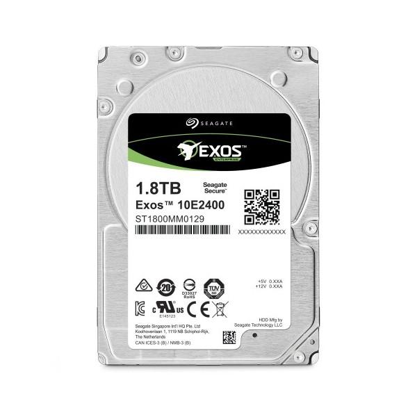 [Seagate]  Exos HDD 10E2400 1.8TB SAS ST1800MM0129 (2.5HDD/ SAS/ 10000rpm/ 256MB/ PMR) (구매시 2,500원 즉시할인)