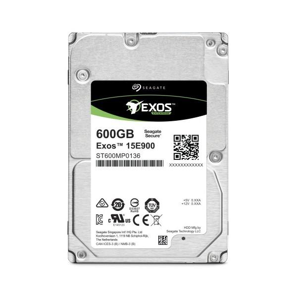 [Seagate]  Exos HDD 15E900 600GB SAS ST600MP0136 (2.5HDD/ SAS/ 15000rpm/ 256MB/ PMR)