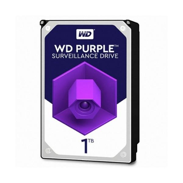 [Western Digital] WD PURPLE HDD 1TB WD10PURZ (3.5HDD/ SATA3/ 5400rpm/ 64MB/ PMR) + 구매시 Sandisk USB 메모리 16GB 증정