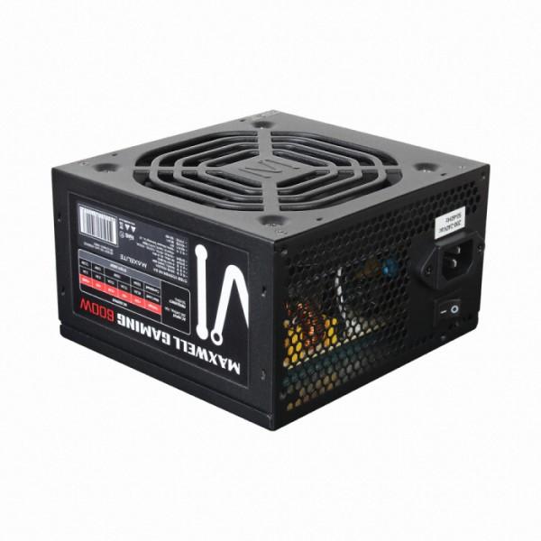 [MAXELITE]  MAXWELL GAMING 600W 85PLUS (벌크)