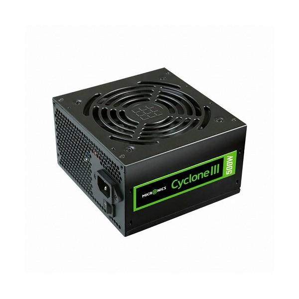 [마이크로닉스]  Cyclone III 500W After Cooling (벌크)
