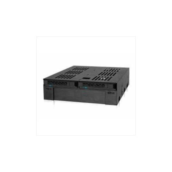 [ICY DOCK]  MB322SP-B 5.25인치 하드랙 가이드