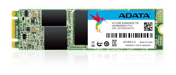 [ADATA]  Ultimate SU800 Series M.2 2280 512GB TLC