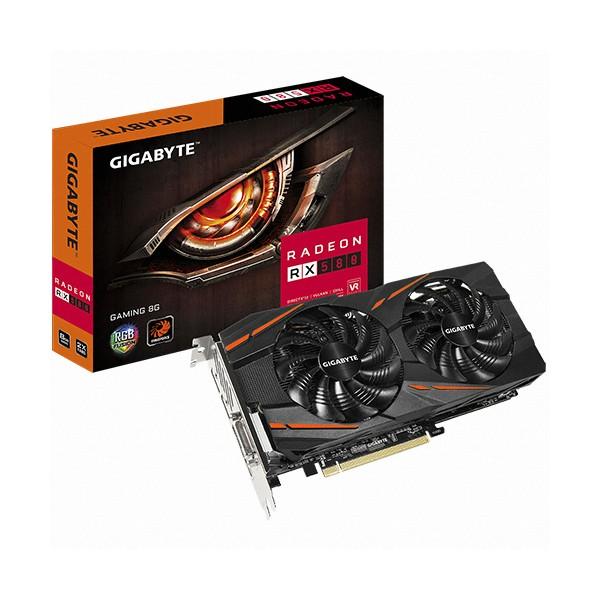 [GIGABYTE]  (벌크) 라데온 RX 580 Gaming D5 8GB