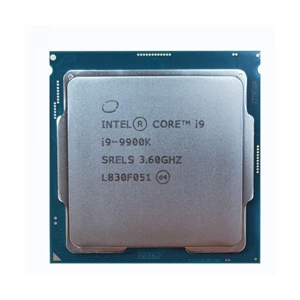 [인텔] 코어 i9-9세대 9900K (커피레이크-R) (벌크) (쿨러미포함)