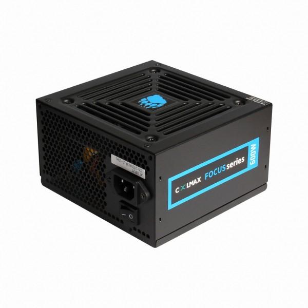 [마이크로닉스] COOLMAX FOCUS 600W 80Plus 230V EU (벌크)