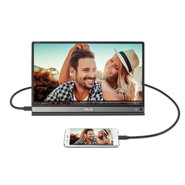[ASUS]  ASUS ZenScreen MB16AP 휴대용 모니터